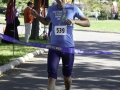 2 Mile Race at the Sri Chinmoy Heart Garden. Men's winner
