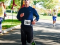 2 Mile Race at the Sri Chinmoy Heart Garden. Stutisheel