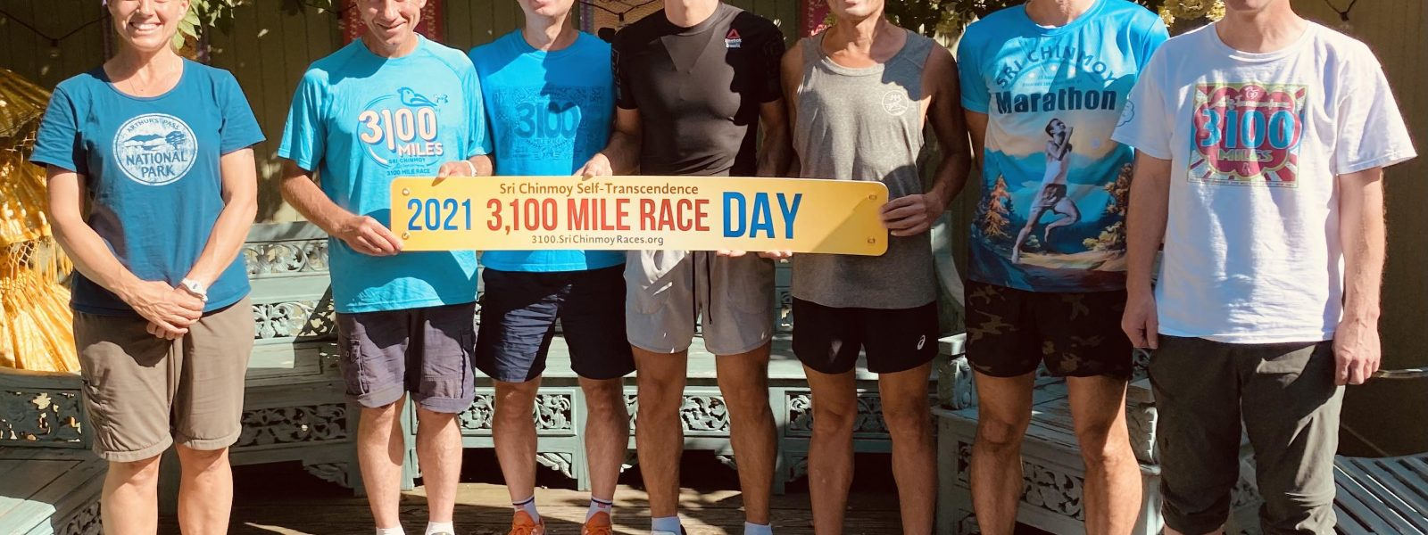 3100 Mile Runners in 2021